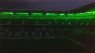 Green stadium Borussia<br><br>