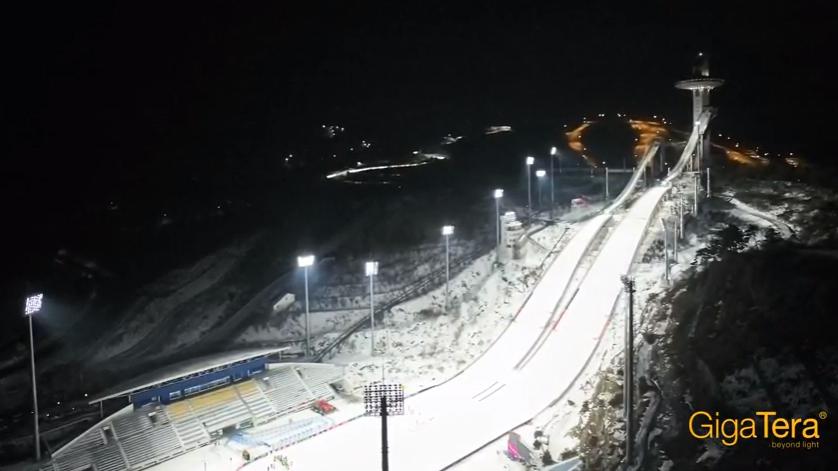 Apensia Sports Park, Pyeongchang, Corée