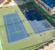 Ledex France Court de Tennis au Collège Dongnae à Busan en Corée