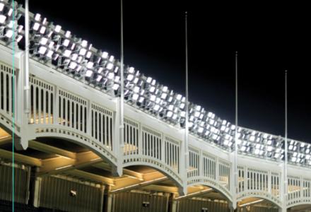 Ledex France Yankee Stadium