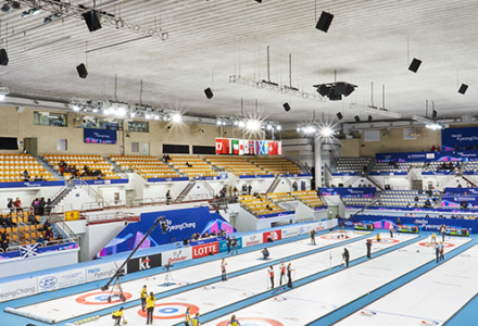 ledex 2018 Centre Olympique de Curling 1