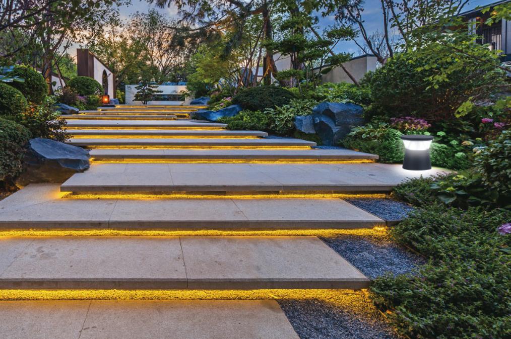 MIRA application bornes et espaces verts routiers et urbains