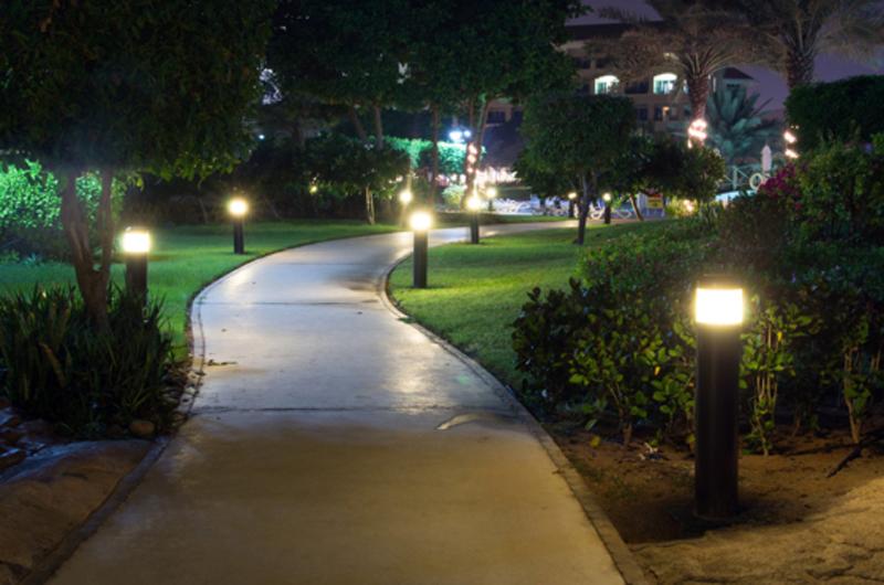 RADO application bornes et espaces vert routiers et urbains
